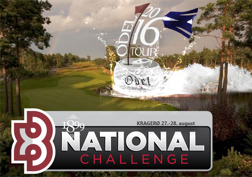 Odel 1899 National Challenge