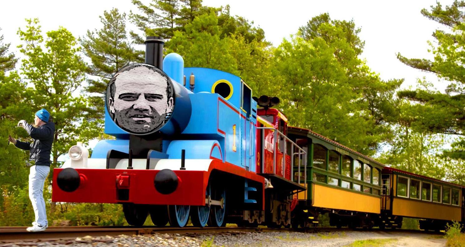Lokomotivet Thomas